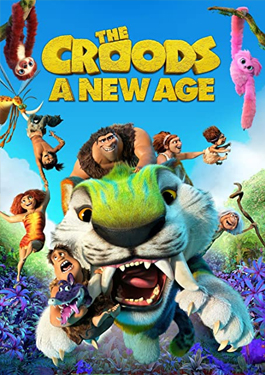 ดูหนังออนไลน์ The Croods A New Age เดอะ ครู้ดส์ ตะลุยโลกใบใหม่
