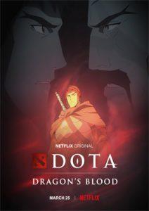 Dota Dragon's Blood (2021) เลือดมังกร