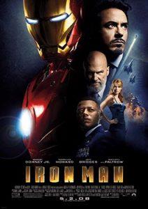 IRON MAN (2008) มหาประลัย คนเกราะเหล็ก