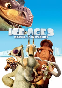 Ice Age 3 Dawn of the Dinosaurs (2009) ไอซ์ เอจ 3 เจาะยุคน้ำแข็งมหัศจรรย์ จ๊ะเอ๋ไดโนเสาร์