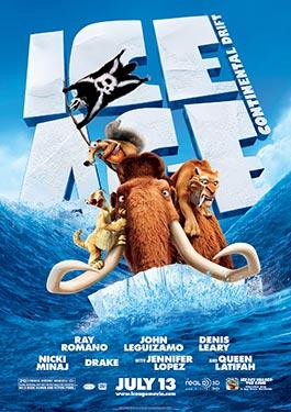 Ice Age 4 Continental Drift (2012) ไอซ์ เอจ เจาะยุคน้ำแข็งมหัศจรรย์ 4