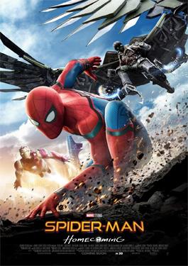 Spider Man Homecoming (2017)