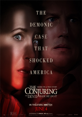 The Conjuring 3 : The Devil Made Me Do It (2021) คนเรียกผี 3
