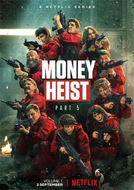 Money Heist Season 5 Volume 1
